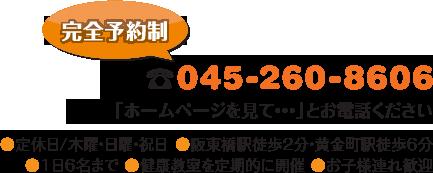 電話:045-260-8606
